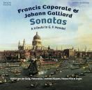 Francis Caporale & Johann Galliard - Cello Sonatas